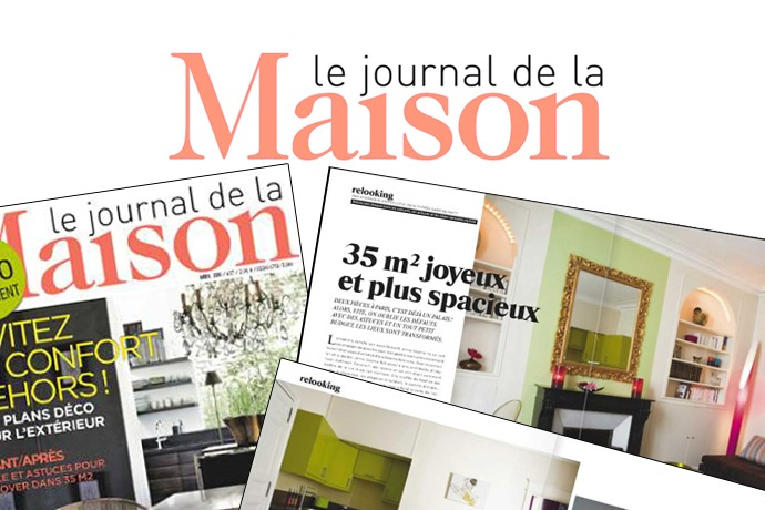 Magazine le journal de la maison cool le journal de la for Abonnement le journal de la maison